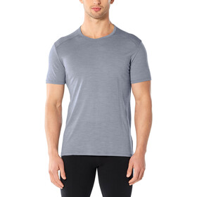 Icebreaker Amplify SS Crewe T-Shirt Men, mineral heather